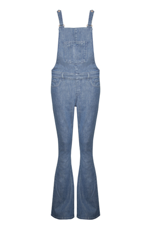 Blue Dungarees